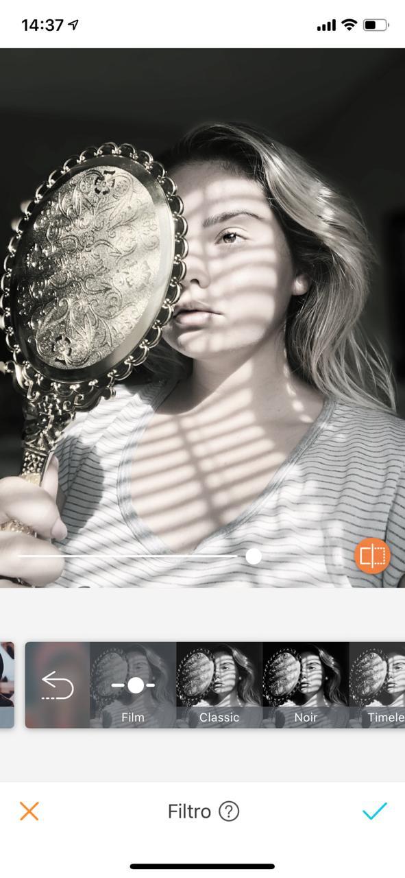 black white girl blond hair