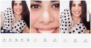 Tutorial de maquiagem digital
