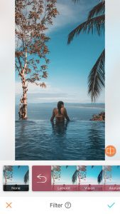 side pool Filter