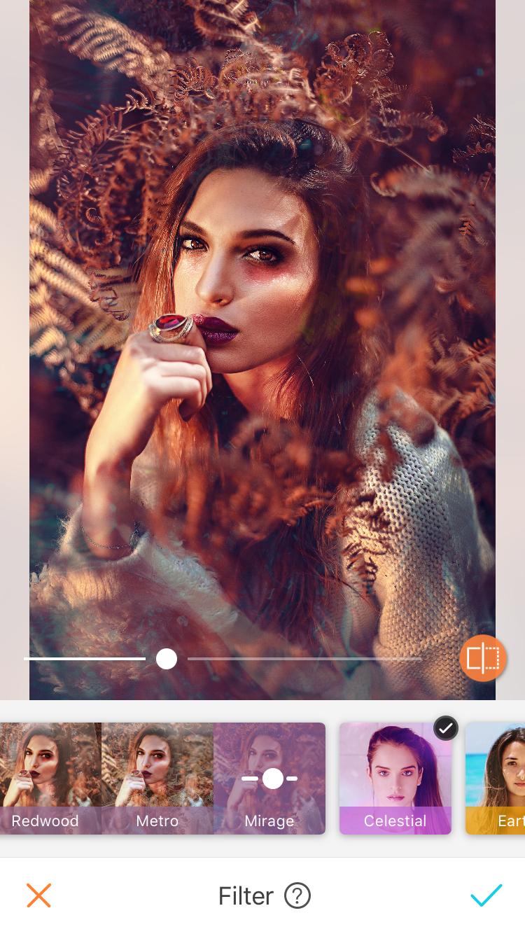 spooky filter