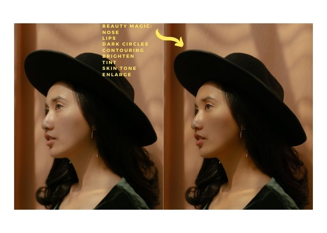 Hat + Beauty Magic