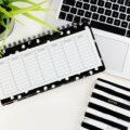 Programação semanal: uma foto por dia