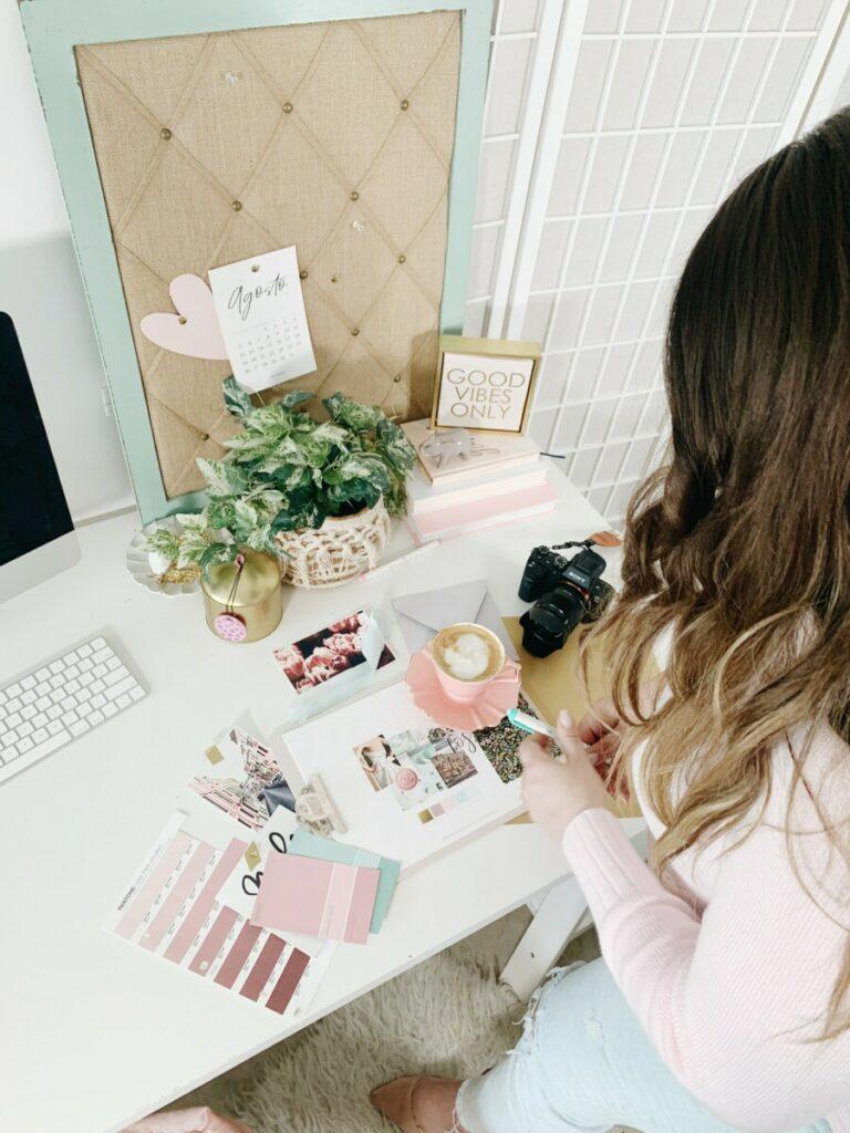Branding Pessoal e edição de foto