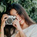 Kit de edição para selfies