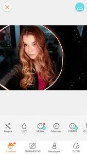 make girl red hair beauty