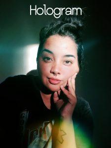 selfie photo filters celestial hologram