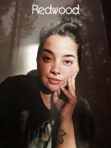 selfie photo filters celestial redwood