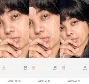 girl photo edit