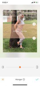 tutorial de edição em foto caseira