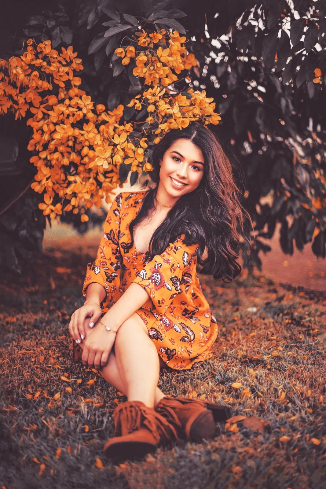 Fall Dress + Filter