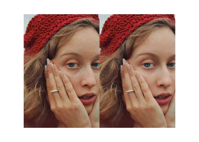 Red Hat + Beauty Magic