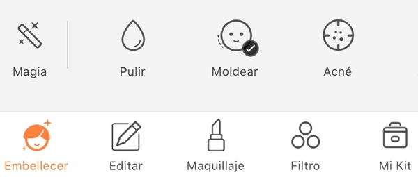 AirBrush App Screen