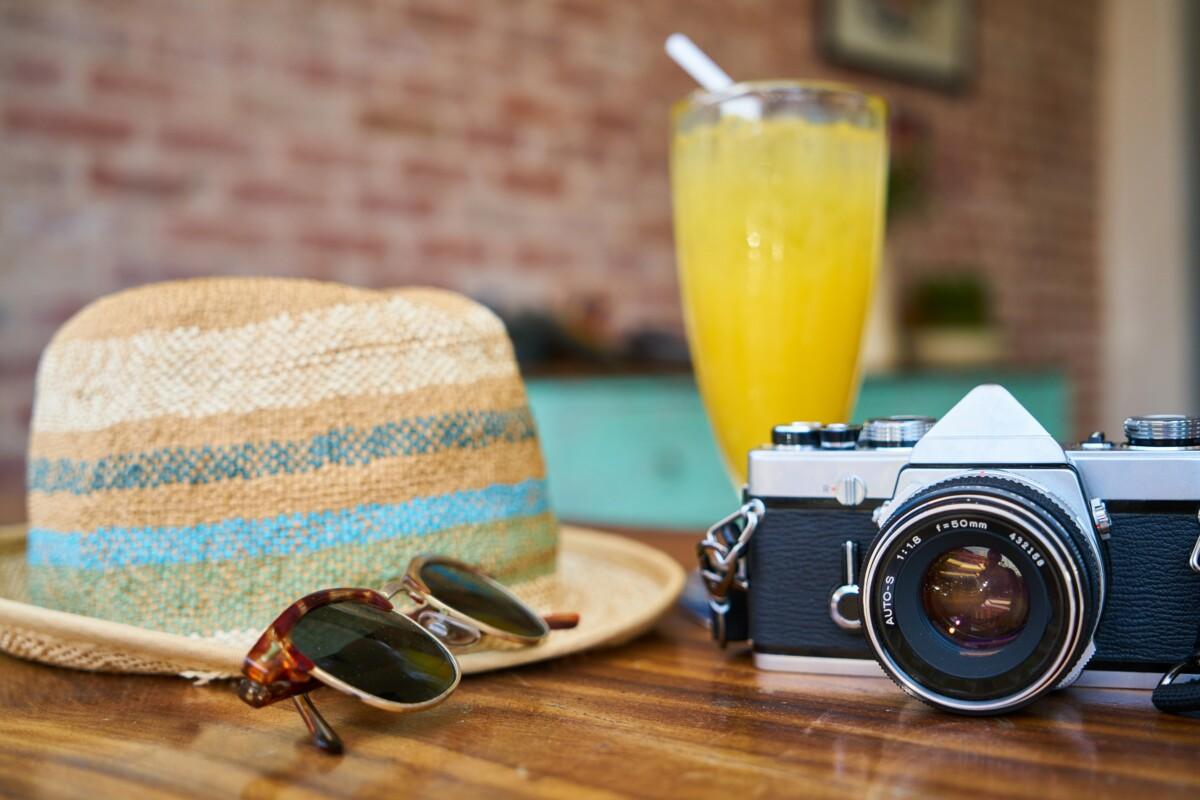 Como tirar fotos perfeitas no verão