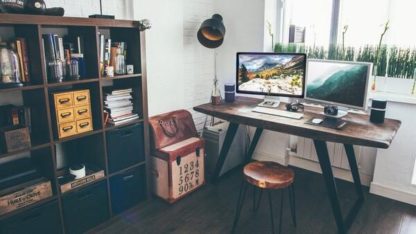 foto de lugar de trabajo