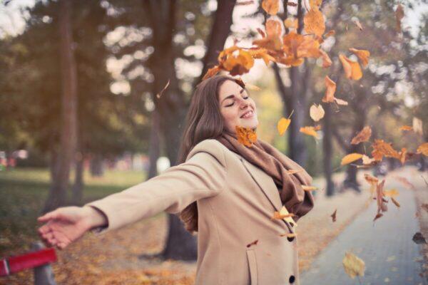 Faça lindas fotos no Outono