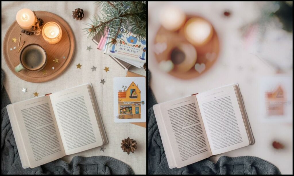 Como fazer fotos de livros