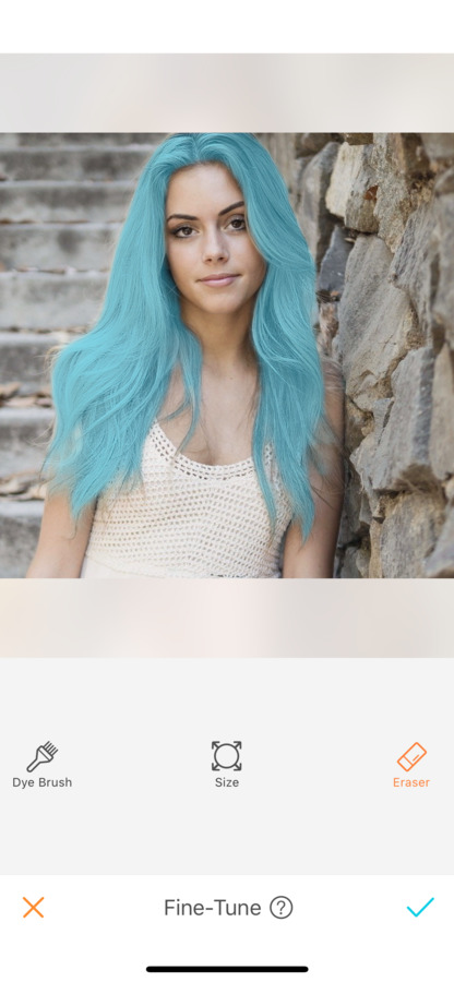 How to use: Hair Dye 14