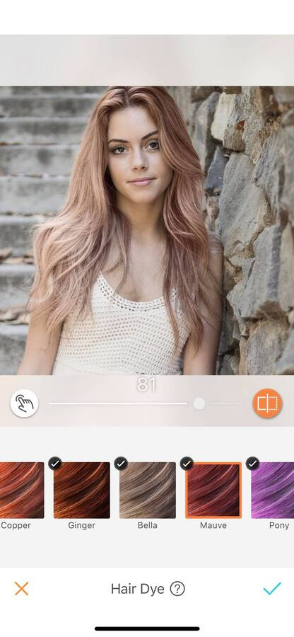 How to use: Hair Dye 05