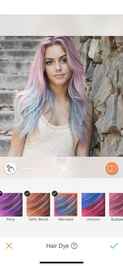 How to use: Hair Dye 08