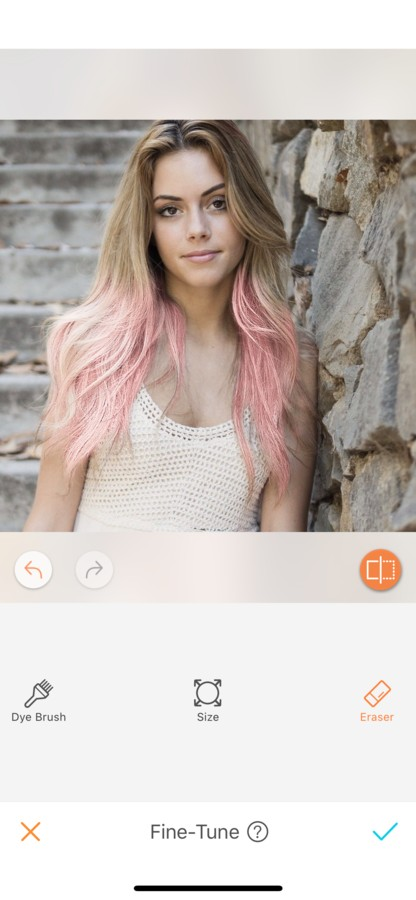 How to use: Hair Dye 18
