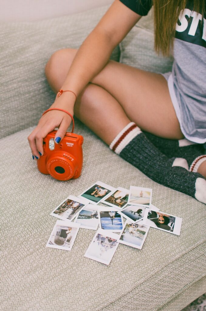 Reproduzindo fotos do Pinterest