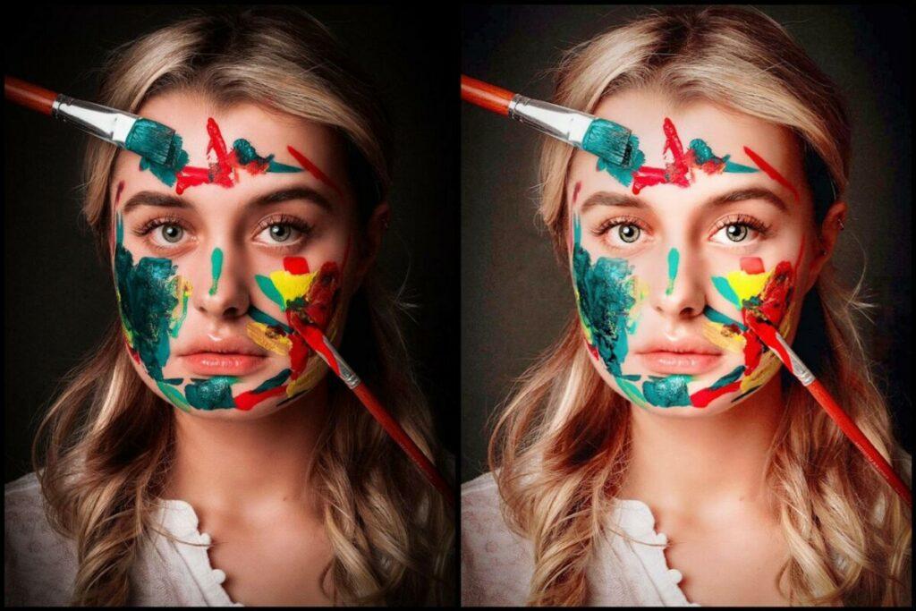 Kit para fotos coloridas