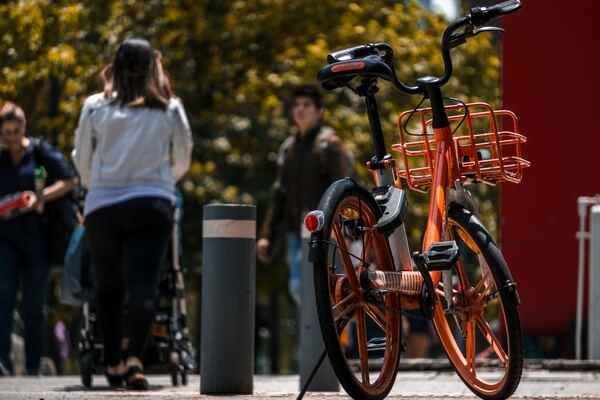 Ediciones para ela día mundial de la bicicleta - Antes