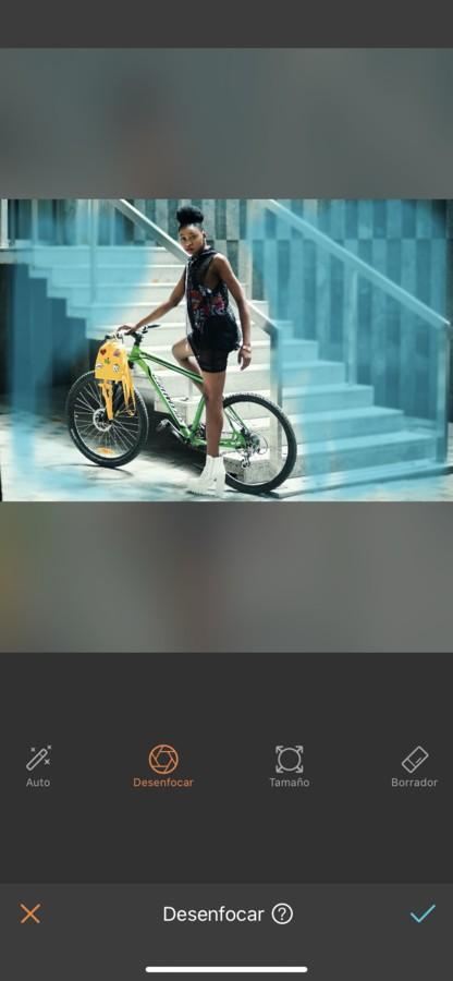 Bicis con mucho estilo - Desenfocar