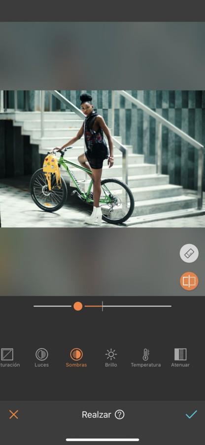 Bicis con mucho estilo - Sombras