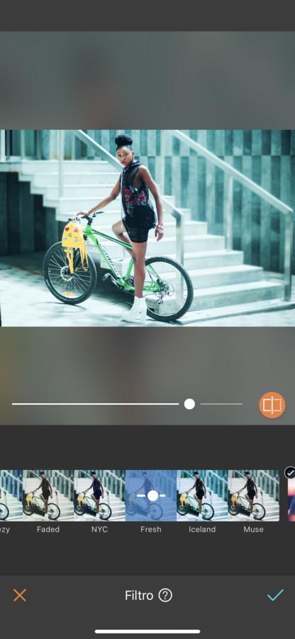 Bicis con mucho estilo - Filtro Fresh