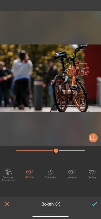 Ediciones para ela día mundial de la bicicleta - Bokeh