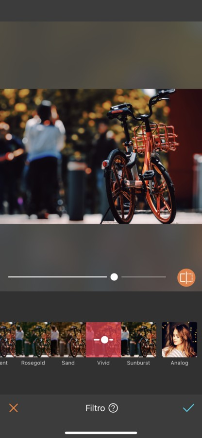 Ediciones para ela día mundial de la bicicleta - Filtro