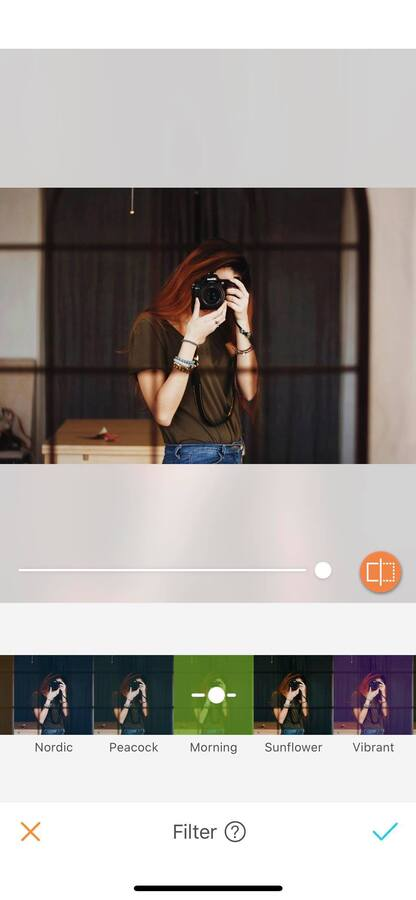 Selfies using mirrors 10