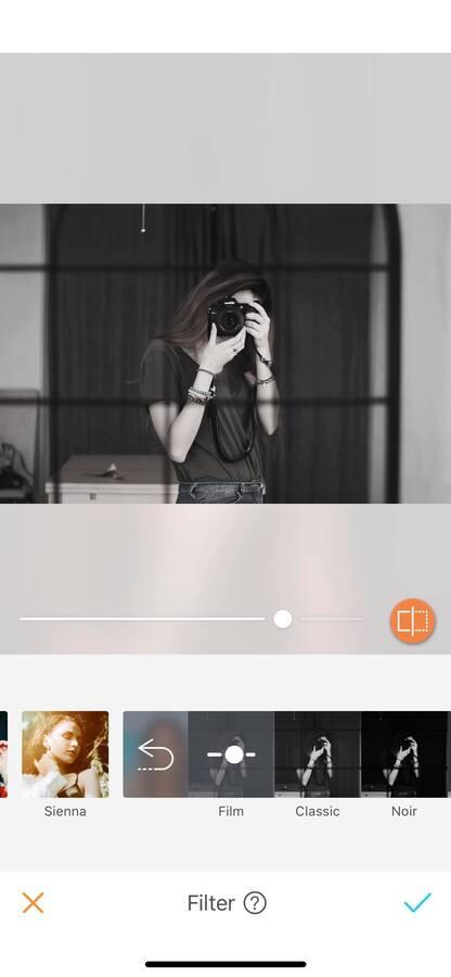 Selfies using mirrors 11