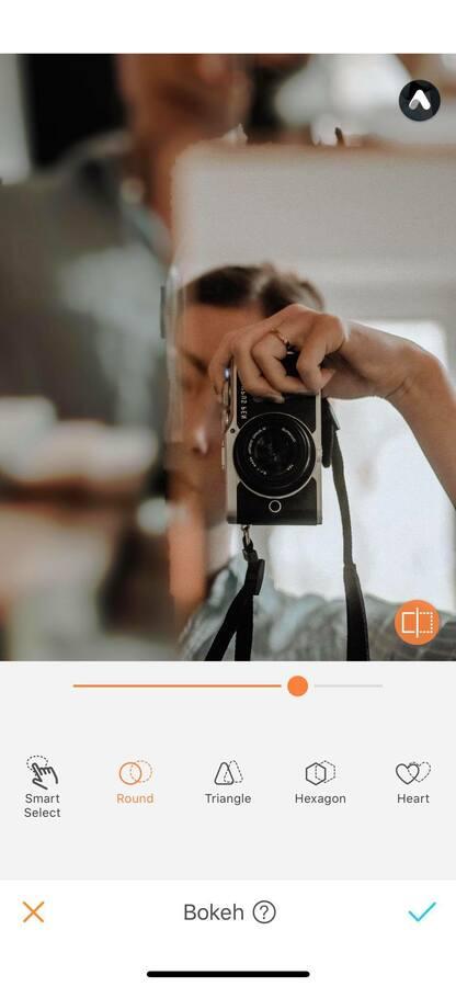 Selfies using mirrors 19