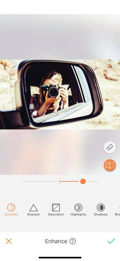 Selfies using mirrors 25