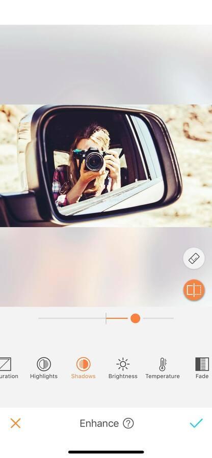 Selfies using mirrors 26