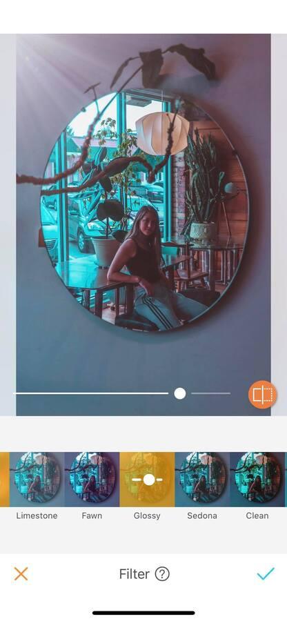 Selfies using mirrors 07