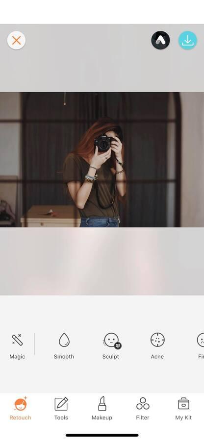 Selfies using mirrors 09