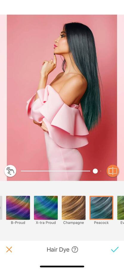 New Hair Dye Colors 04