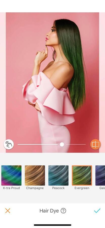 New Hair Dye Colors 05