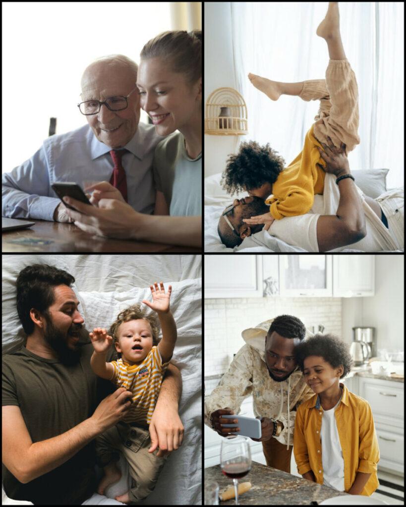 A edição para o Dia dos Pais