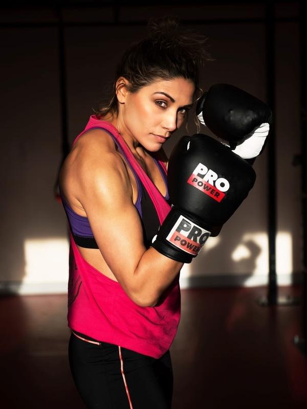 Mujer desportista 1
