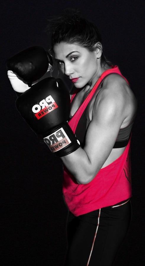 Mujer desportista 2
