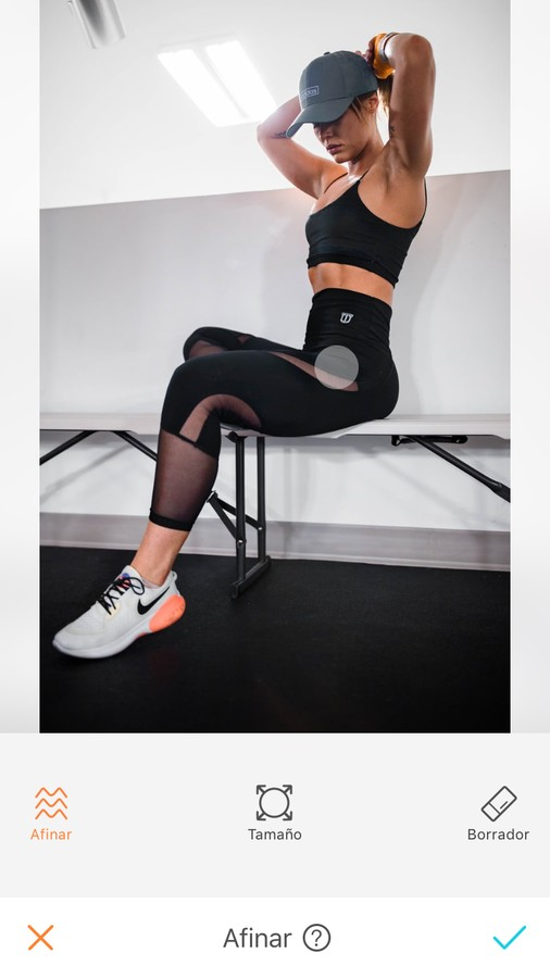 Edición para mujeres desportistas - Fitness Afinar