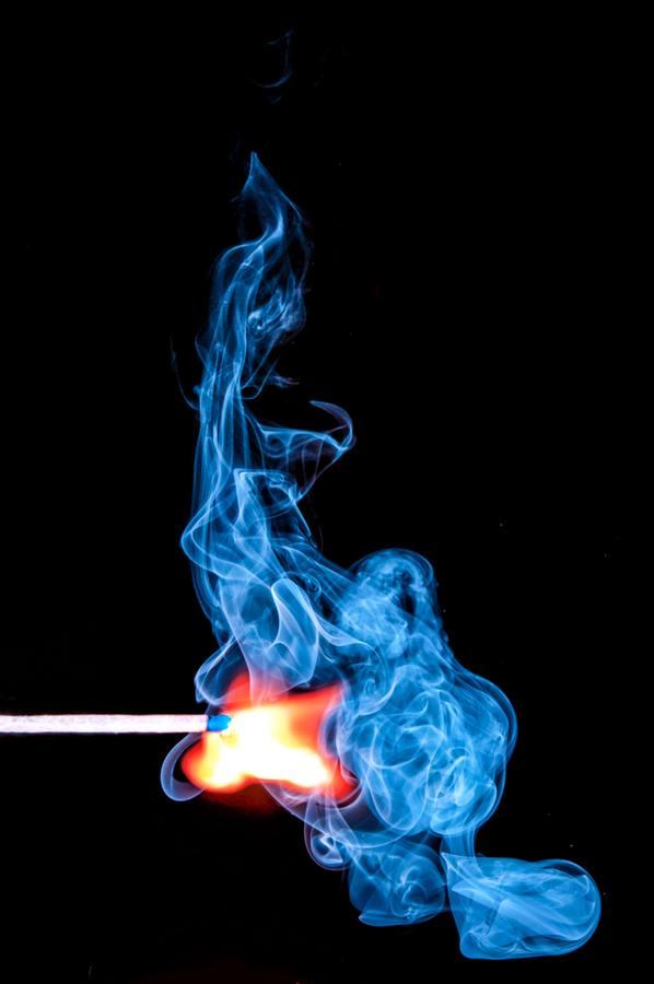 Fuego en filtros 18