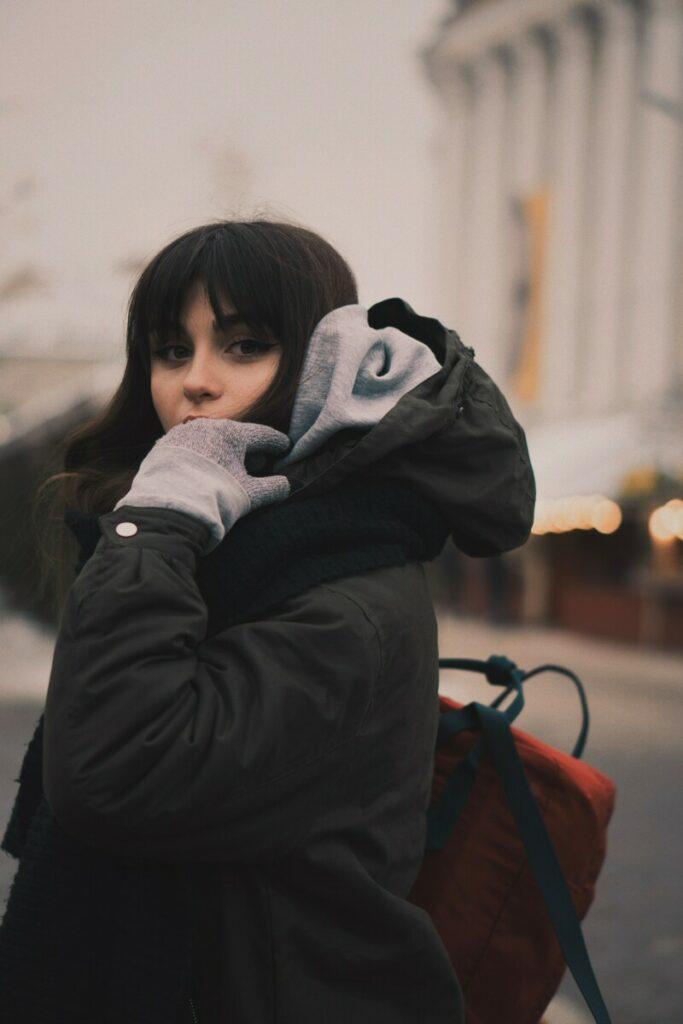 Como fazer fotos de Inverno