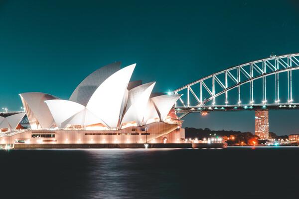 Sydney - Antes