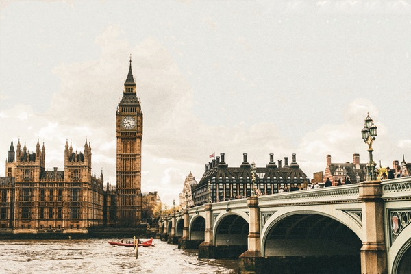 """Londres - """"The Capital of the World"""" - Después"""
