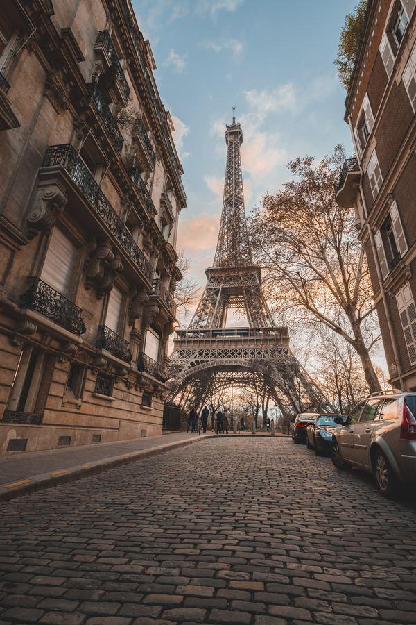 Paris - Antes